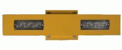 Rectangular Rapid Flashing Beacons