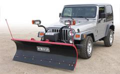 Mid-Size Full-Trip Poly Snowplow