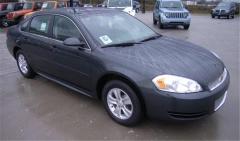 2012 Chevrolet Impala LS Vehicle