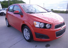 2012 Chevrolet Sonic Hatch 2LS Vehicle