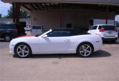 2012 Chevrolet Camaro Convertible 2SS Vehicle