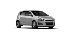 2013 Chevrolet Sonic Hatch 1SA Vehicle