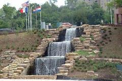 Hillside Fountain