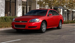 2013 Chevrolet Impala LT Vehicle