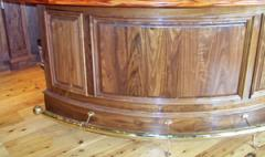 Brass Bar Railings & Bar Railing Fittings