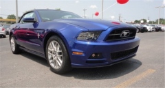 2013 Ford Mustang V6 Convertible Vehicle