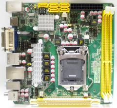 Jetway NC97 LGA-1156 Mini-ITX Motherboard