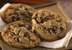 Chocolate chunk pecans Ready-to-Bake Cookies