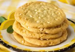 Lemon drop Ready-to-Bake Cookies