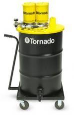 Industrial Vacuums, Tornado