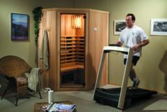 Helo® Infared Heat Therapy Room
