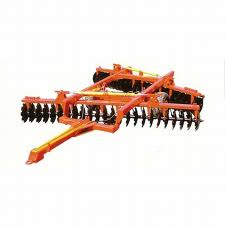 Bush Hog's Disc Harrows