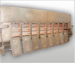 Refrigerated Multi Tier Conveyor