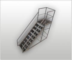 Portable Stairway
