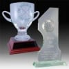 Golf Glass and Crystal awards