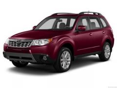 2013 Subaru Forester 2.5X Limited SUV Car
