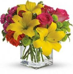 Teleflora's Sunsplash Bouquet