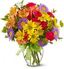Teleflora's Make a Wish Bouquet