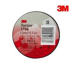 General Use Vinyl Electrical Tape, 3M 1710 Tartan