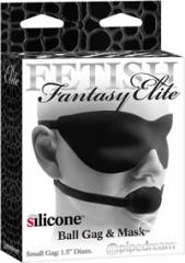 Fetish Fantasy Elite Ball Gag & Mask Large