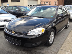 2011 Chevrolet Impala LT Vehicle