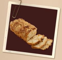 Peach Pie Bread