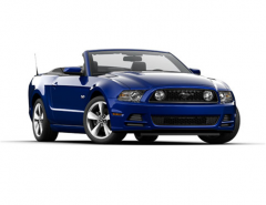 2013 Ford Mustang GT Coupe Premium Convertible