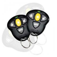 Remote start / security / keyless entry system