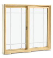 Glider Windows Integrity Wood-Ultrex