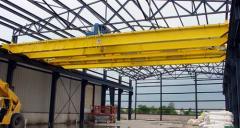 Bridge Cranes & Monorails