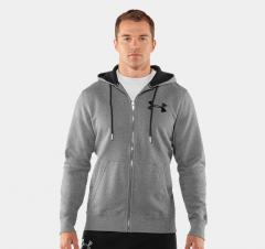 Men's charged cotton® storm full zip hoody