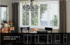Casement Windows Infinity