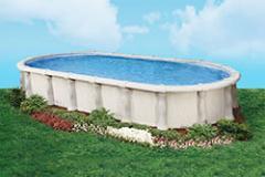 "Tuscany 52"" Pool"