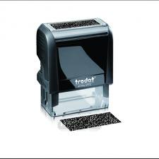 "Shiny S-842 Self-Inking Stamp 5/8"" x 1"