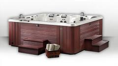 The Cantabria Hot Tub