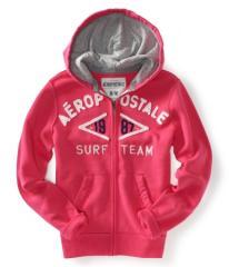 Aero Surf Team Full-Zip Hoodie