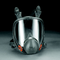 3M™ Full Facepiece Respirator 6000 Series,