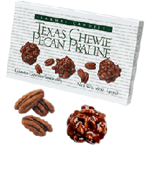 Texas Chewie Pecan Pralines