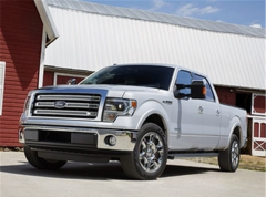 2013 Ford F-150 Crew Cab Truck