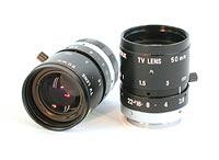 Cosmicar Pentax C5028-M 50mm lens