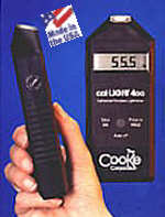 Cal-LIGHT 400 Calibrated Precision Lightmeter