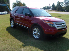 2013 Ford Explorer 2WD 4d Wagon XLT SUV
