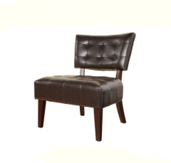 Matrix - Chocolate Accent Chair