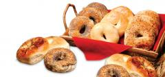 Authentic NYC Baked Bagels