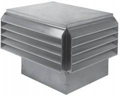 LC: Low Contour Power Roof Ventilators