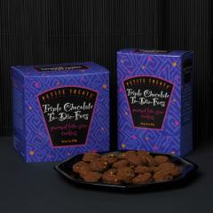 Triple Chocolate Munchy
