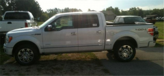 2012 Ford F-150 Platinum 4x4 Short Bed Truck