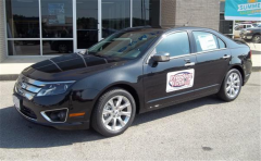 2012 Ford Fusion SEL Vehicle
