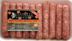 Gianelli Pork Maple Breakfast Sausag
