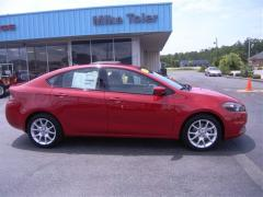 2013 Dodge Dart Rallye Car